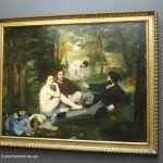 Frühstück im Grünen - Edouard Manet - Musée d'Orsay