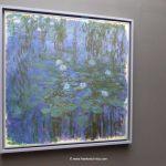 Claude Monet - Blaue Seerosen - Musée d'Orsay