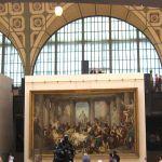 <i>Die Dekadenz der Römer</i> (Thomas Couture) im Musée d'Orsay