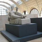 Skulptur im Musée d'Orsay