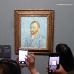 Vincent van Gogh - Selbstbildnis - Musée d'Orsay