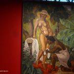 Gemälde im Museum Quai Brandy