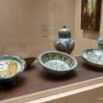 Orientalische Töpferkunst im Museum Quai Brandy
