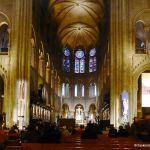 Hauptaltar von Notre Dame