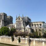 Notre Dame nach dem Brand April 2019
