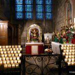 Seitenaltar von Notre Dame