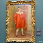 Der Clown von Renoir Orangerie Paris