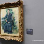 Gemälde von Cézanne Orangerie Paris