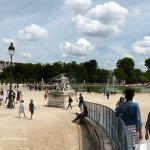 Tuilerien Garten Paris