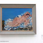 Raoul DUFY - Nu couché - Palais de Tokyo