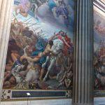 Gemälde im Panthéon Paris