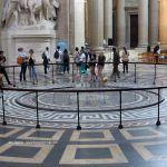 foucaultsche Pendel Panthéon Paris
