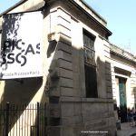 Eingangsportal Picasso Museum Paris