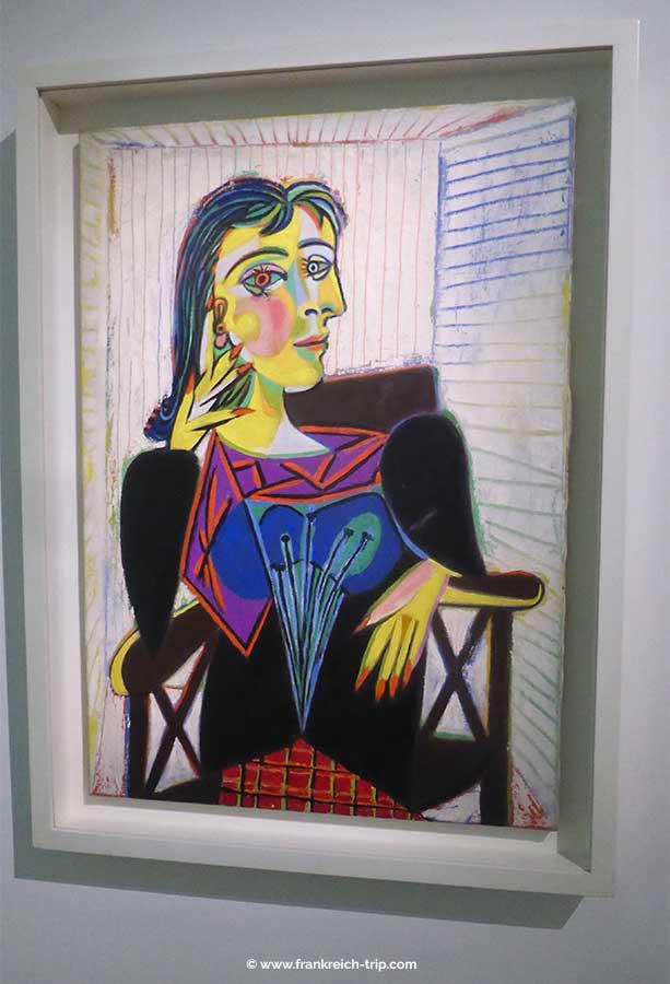 Portrait von Dora Paar -Picasso Museum Paris
