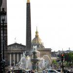 Place de la Concorde Blick Richtung Süden
