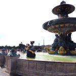 fontaine des Fleuves Place de la Concorde