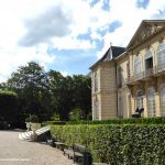 Blick auf den Invalidendom Rodin Museum