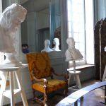 rekonstruierter Raum Rodin Museum