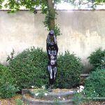Venus im Garten des Rodin Museums