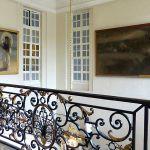 Treppenhaus im Rodin Museum Paris
