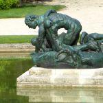 Skulptur Ugolin und seine Kinder - Rodin Museum