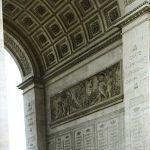 Innnensite des Triumphbogens