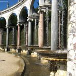 Brunnen im Park von Schloss Versailles