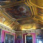 Deckengemälde im Schloss Versaillles
