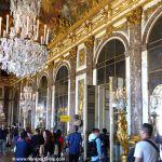 Spiegelgalerie Schloss Versailles