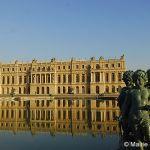 Versailles mit Wasserfläche