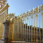 Schloss Versailles Eingangstor