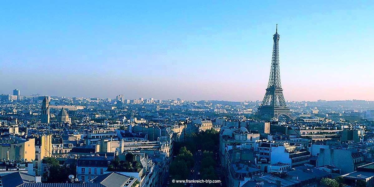 Sehenswürdigkeiten in Paris Reiseführer • Preise 2019, Öffnungszeiten, alle wichtigen Infos