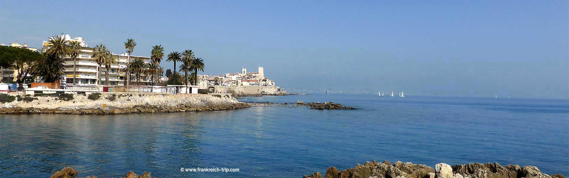 Urlaub In Antibes Und Juan Les Pins Südfrankreich