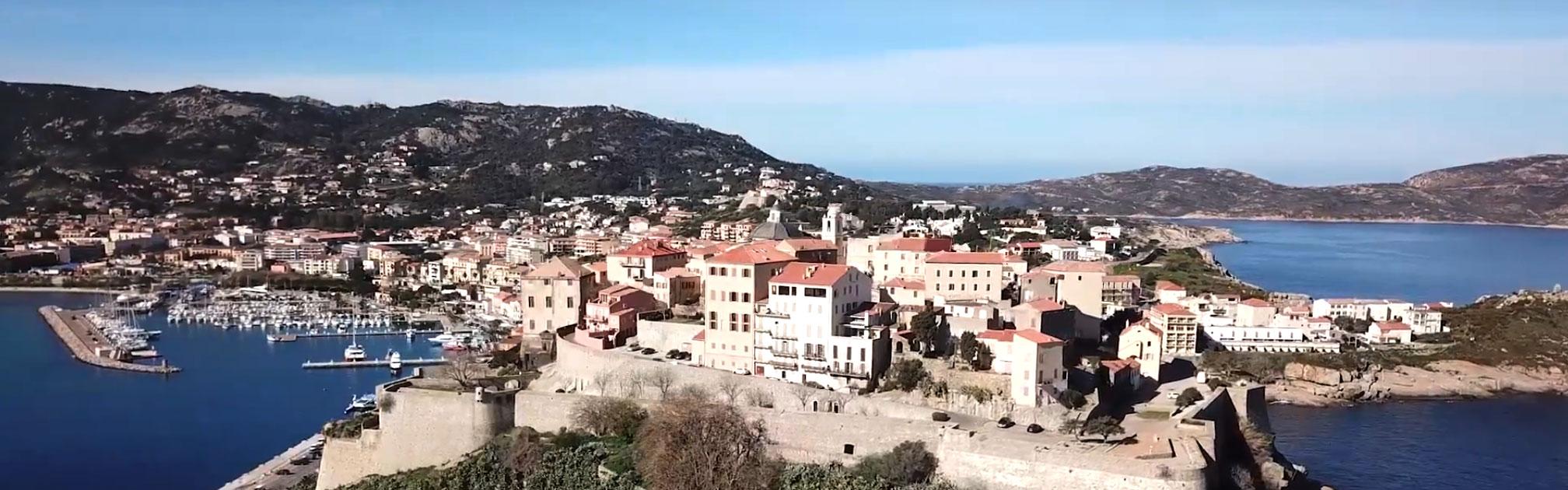 Calvi Korsika