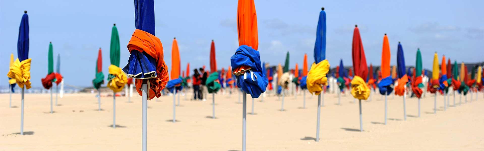 Deauville - Normandie Urlaub Frankreich