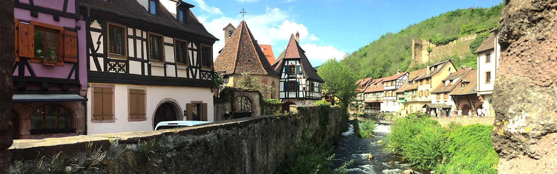 Elsass  Urlaub in Frankreich