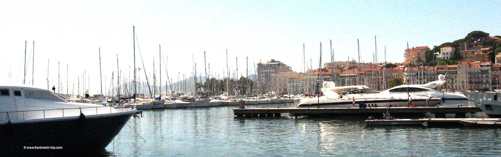 Südfrankreich Urlaub Côte d'Azur