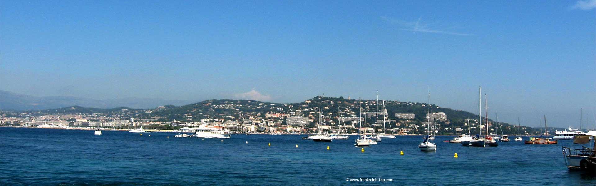Die Seite für den Frankreich - Urlaub