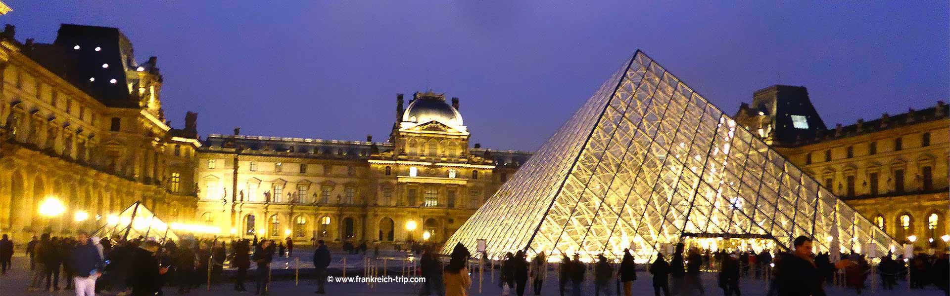 Sehenswürdigkeiten Paris unter 26 kostenlos