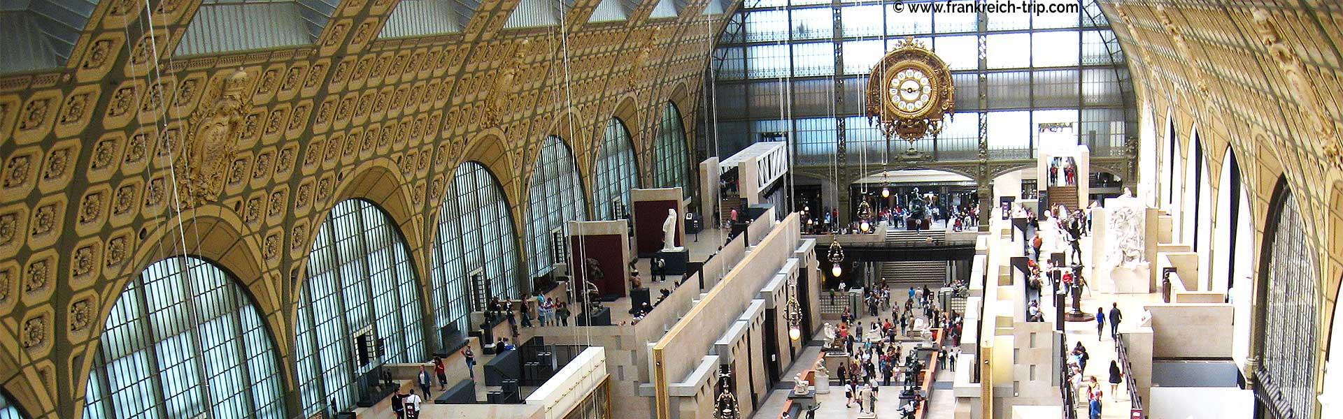 Musée d'Orsay - Museum in Paris