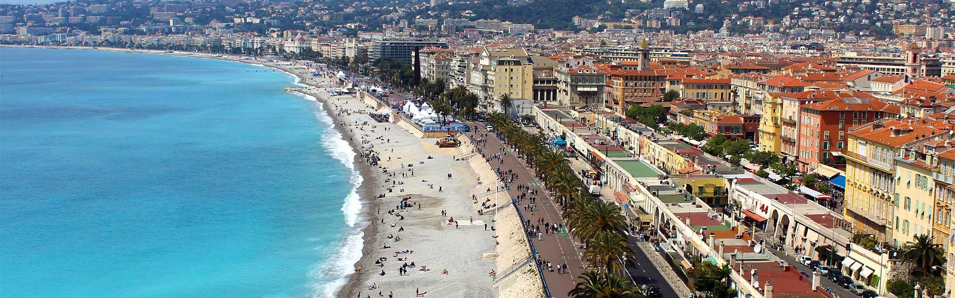 Nizza Urlaub in Frankreich