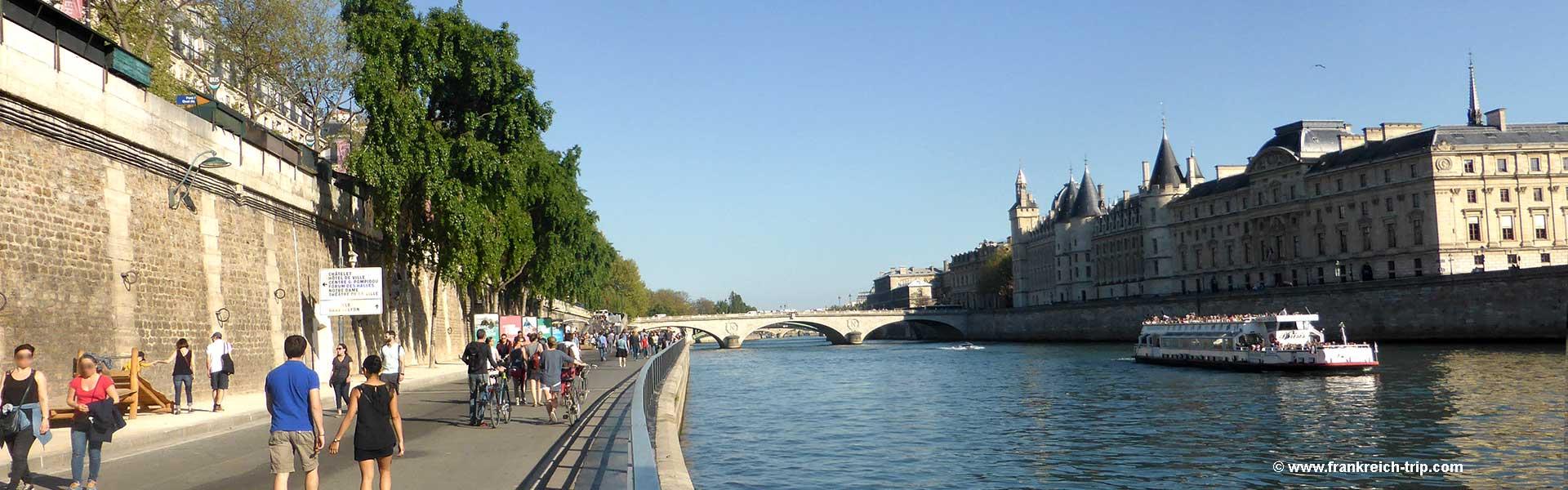 Stadtrundgänge in Paris zu Fuß