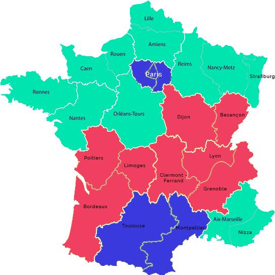 Feiertage Und Schulferien 2018 19 In Frankreich
