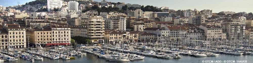 Marseille Urlaub Côte d'Azur Südfrankreich