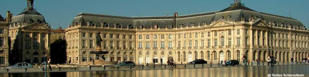 Bordeaux Urlaub in Frankreich