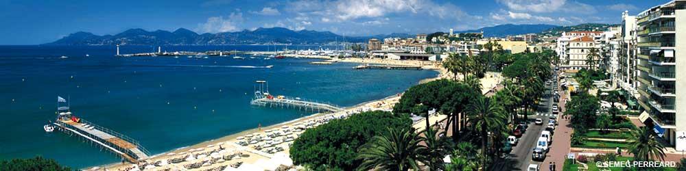 Cannes Urlaub in Südfrankreich