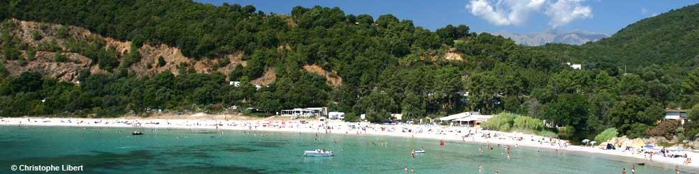 Korsika Frankreich Urlaub