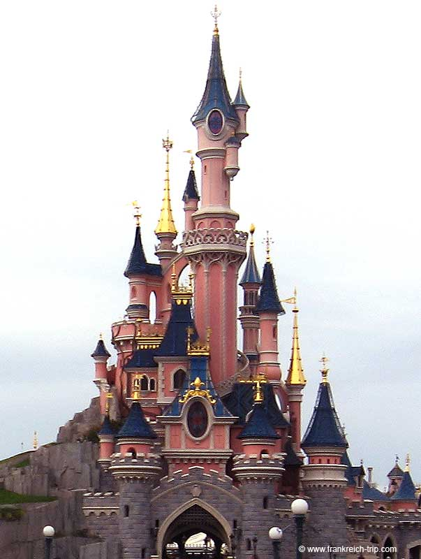 Märchenschloss im Disneyland Paris