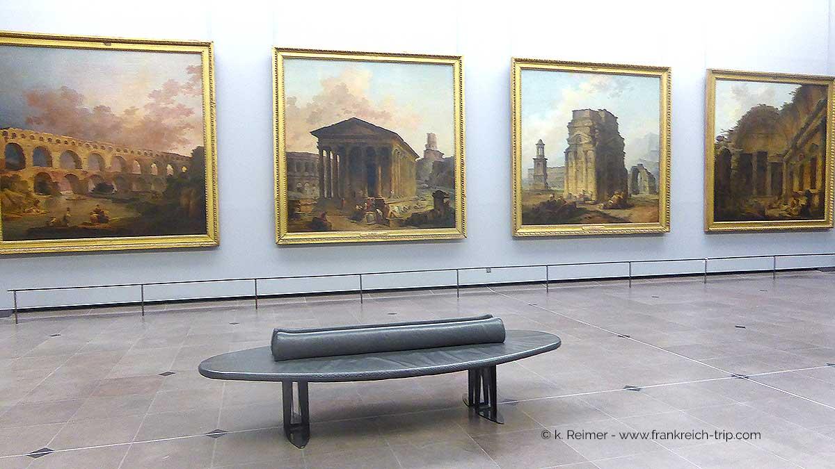 Louvre - französische Gemälde