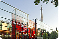 Musée Branly, Paris © Paris Tourist Office - Photographe : David Lefranc